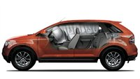 2008 Ford Edge, airbags, exterior, manufacturer
