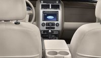 2008 Ford Escape Hybrid, view of front seat area, interior, manufacturer