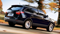 2008 Hyundai Veracruz, Rear View, exterior, manufacturer
