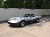 gnap5501's 1982 Chevrolet Corvette Coupe, exterior
