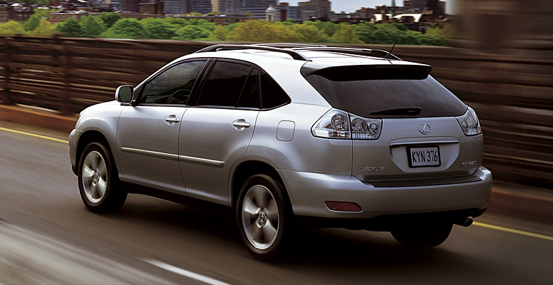 Lexus rx 330 2007