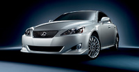 2007 Lexus IS 250 Base, Front Quarter View, manufacturer, exterior
