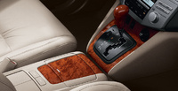 2007 Lexus RX 400h Base, Leather and Wood Accents, manufacturer, interior