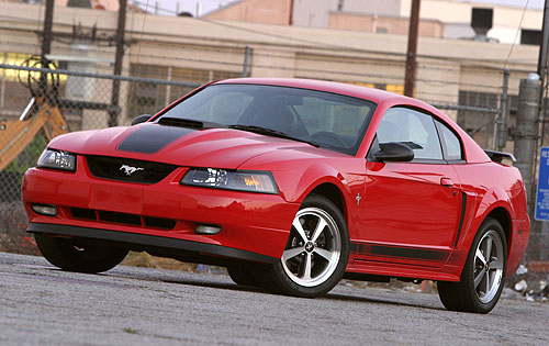 2003 Ford Mustang, Picture of 2005 Ford Mustang GT Deluxe