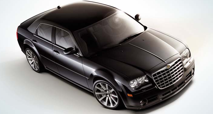 2005 Chrysler 300C SRT-8