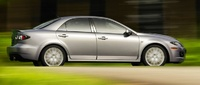 2006 Mazda MAZDASPEED6, Side View, manufacturer, exterior