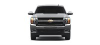2007 Chevrolet Silverado 2500HD, front view, exterior, manufacturer