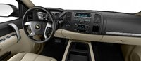2007 Chevrolet Silverado 2500HD, dashboard, interior, manufacturer