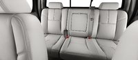 2007 Chevrolet Silverado 3500HD, backseat, interior, manufacturer