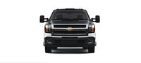2007 Chevrolet Silverado 3500HD, front view, exterior, manufacturer