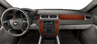 2007 Chevrolet Silverado 3500HD, dashboard, interior, manufacturer