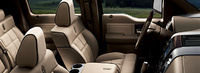 2007 Lincoln Mark LT Extended 4WD, Seat View, manufacturer, interior