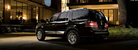 2007 Lincoln Navigator Ultimate 4X4, Back Vier, manufacturer, exterior