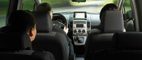 2007 Mazda MAZDA5 Sport, Instrument Panel, interior, exterior, manufacturer