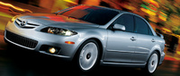 2007 Mazda MAZDA6 s Sport - Value Edition, Front Corner View, manufacturer, exterior