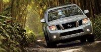 2007 Nissan Pathfinder, front view, exterior, manufacturer
