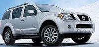 2007 Nissan Pathfinder, exterior, manufacturer