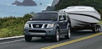 The 2007 Nissan Pathfinder, manufacturer, exterior