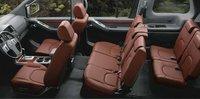 2007 Nissan Pathfinder, seating, interior, manufacturer