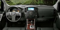 2007 Nissan Pathfinder, dashboard, interior, manufacturer