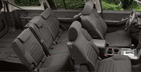 2007 Nissan Pathfinder, aerial view of seats, manufacturer, interior