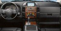 2007 Nissan Titan, dashboard, interior, manufacturer