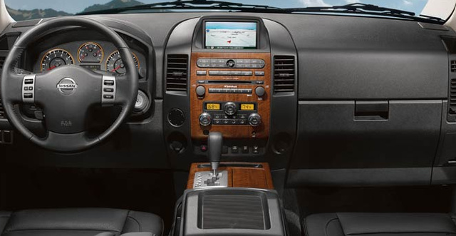 2007 nissan titan interior pictures cargurus. Black Bedroom Furniture Sets. Home Design Ideas