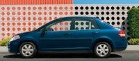 2007 Nissan Versa, The 07 Nissan Versa, exterior, manufacturer