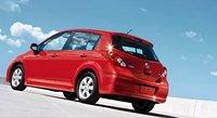 2007 Nissan Versa, 07 Nissan Versa, exterior, manufacturer