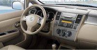 2007 Nissan Versa, dashboard, interior, manufacturer