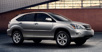 2008 Lexus RX 350, Side View, exterior, manufacturer