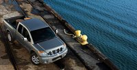 2008 Nissan Titan, aerial view, exterior, manufacturer