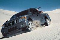 2008 Nissan Titan, 07 Nissan Titan , exterior, manufacturer