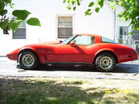 1979 Chevrolet Corvette Coupe, LEFT SIDE, exterior