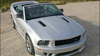 2005 Ford Mustang, Front Right, exterior, manufacturer