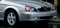 2006 Suzuki Verona Base, Projection-type headlamps , manufacturer, exterior