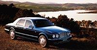 2007 Bentley Arnage, 07 Bentley Arnage, exterior, manufacturer