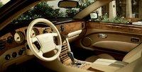 2007 Bentley Azure, dashboard, interior, manufacturer