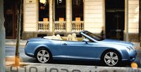 2007 Bentley Azure, side view, exterior, manufacturer