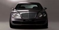 2007 Bentley Continental Flying Spur, front view, exterior, manufacturer