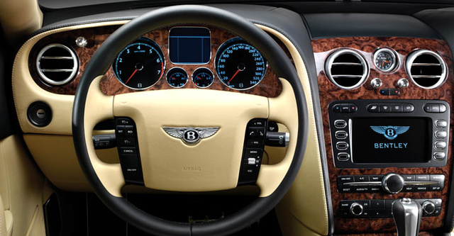 2007 Bentley Continental Flying Spur  Interior Pictures  CarGurus