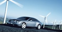 2007 Bentley Continental GT, 07 Bentley Continental GT, exterior, manufacturer