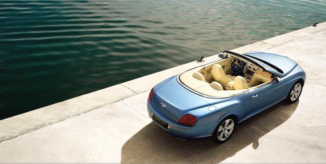 2007 Bentley Continental GT Convertible