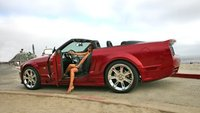 2007 Ford Mustang, Left Side, exterior, manufacturer, gallery_worthy