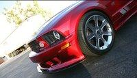 2007 Ford Mustang, Front Left Wheel , exterior, manufacturer