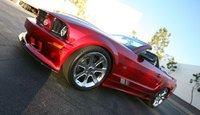 2007 Ford Mustang, Front Left Quarter View, exterior, manufacturer