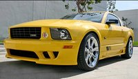 2007 Ford Mustang, Front Left Fender, exterior, manufacturer, gallery_worthy