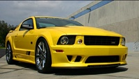 2007 Ford Mustang, Front Right Side View, manufacturer, exterior
