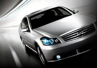 2007 Infiniti M35, Front Right Quarter View, exterior, manufacturer