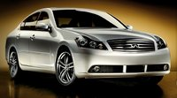 2007 Infiniti M45, Front Quarter Right Side View, exterior, manufacturer